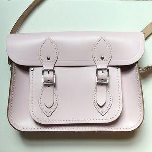 Cambridge satchel company pursue in lilac